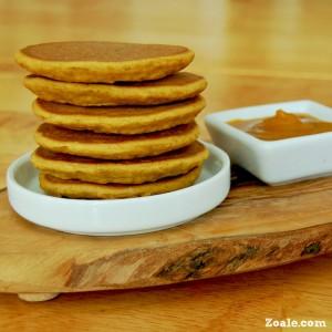 Pumpkin Pancakes Winner recipe box