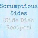 scrumptious sides