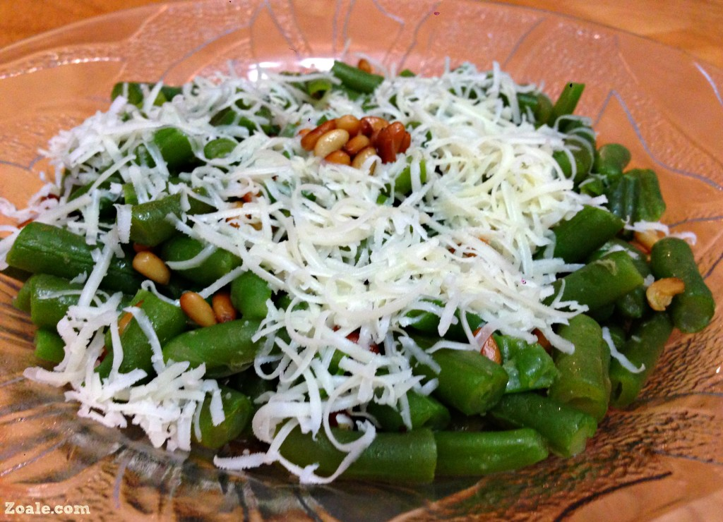green beans tips for tuesday