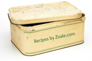 Recipe Box, Zoale.com Recipes