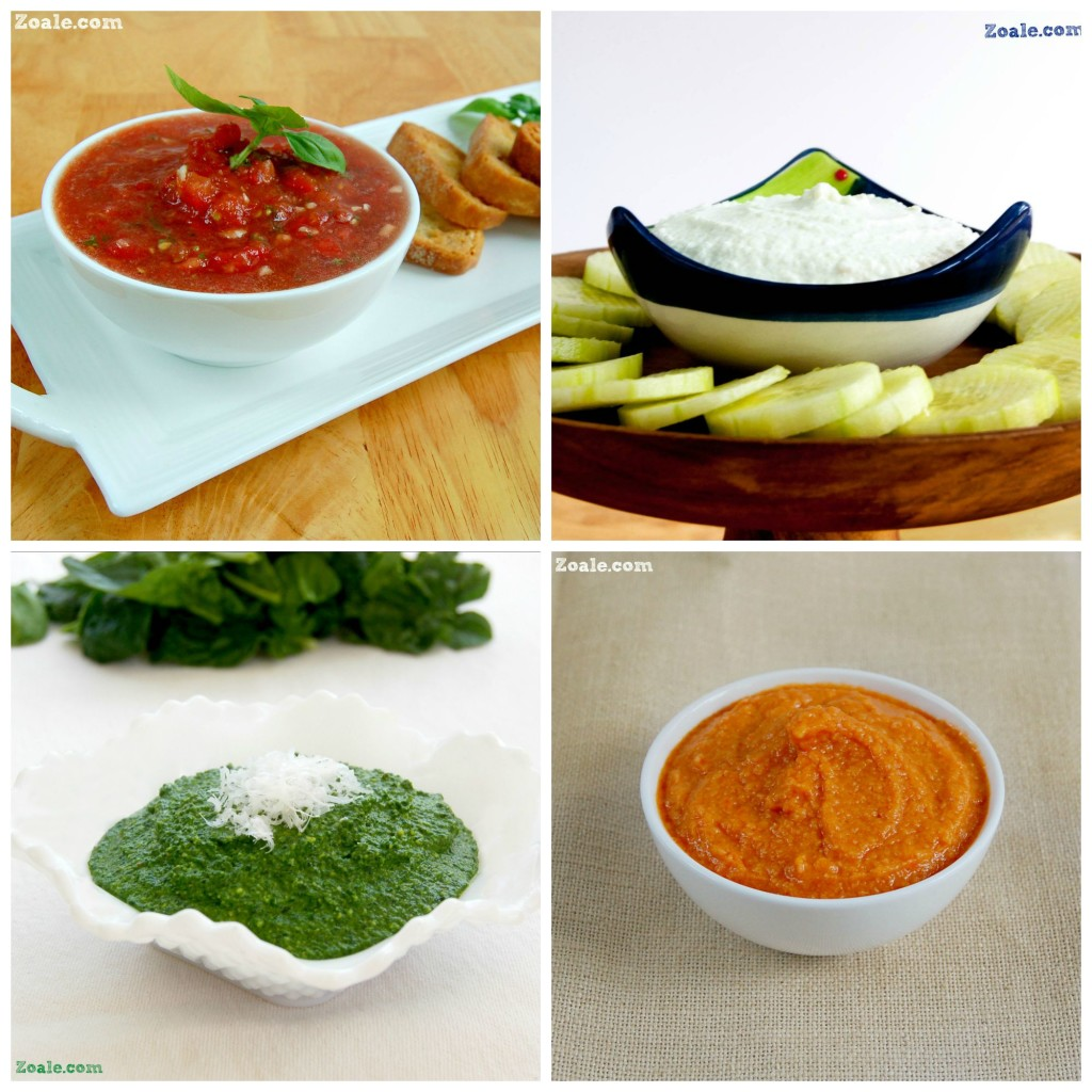 tips for tuesday - appetizer spread updated