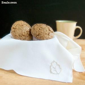 pumpkin spice muffins main 2 with dark