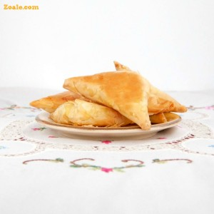 Tiropita (Greek Cheese and Egg Pie)