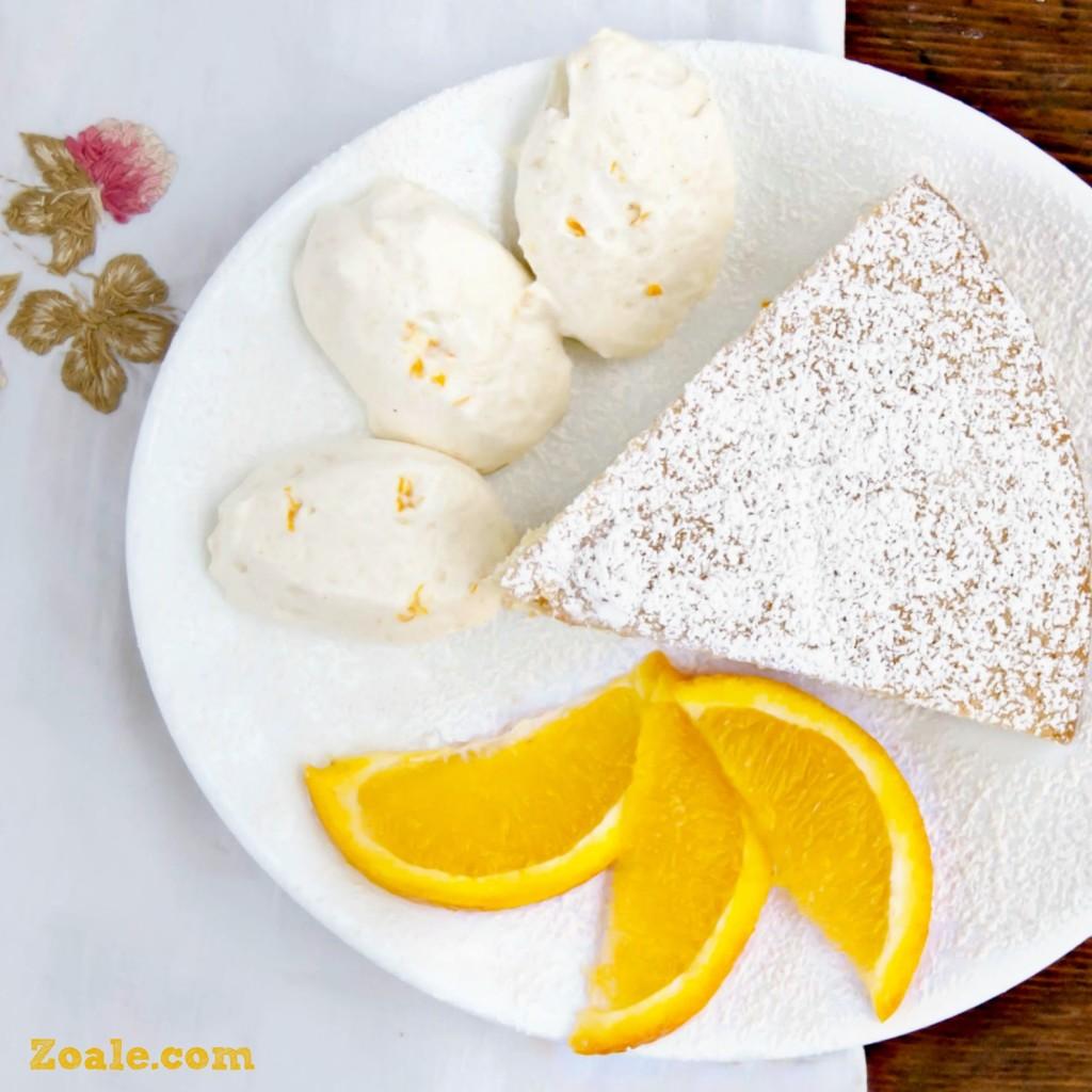 Pag Ni Spagna Sponge Cake