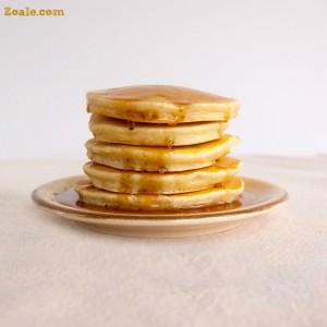 Baking Soda Pancakes