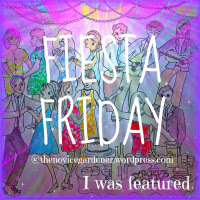 Featured on Fiesta Friday