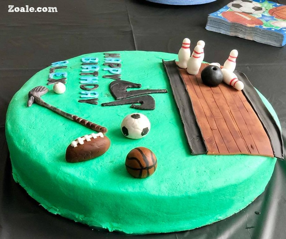 Dude Perfect Birthday Cake Zoale